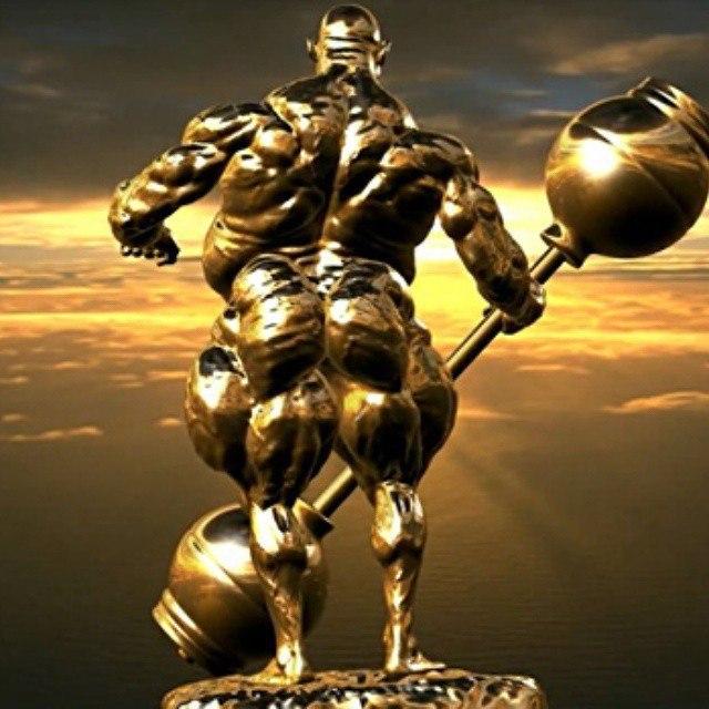 Новая статуэтка для конкурса «Мистер Олимпия»