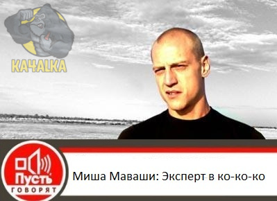 Миша Маваши: эксперт в ко-ко-ко