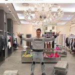 Скриншоты из Instagram Гусева