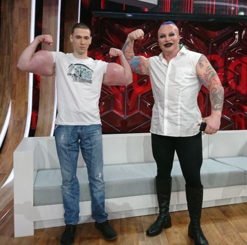 Кирилл Терешин и Александр Шпак
