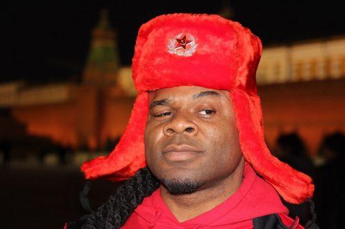 Кай Грин в Москве