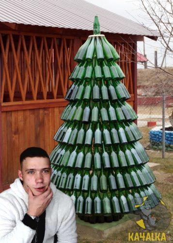Новогодняя елка Макса Трояна