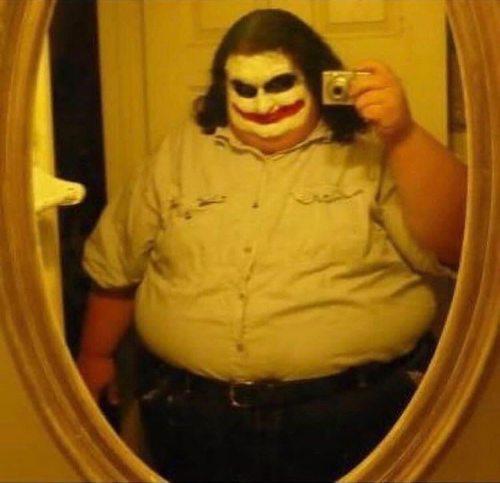 Джокер на массе