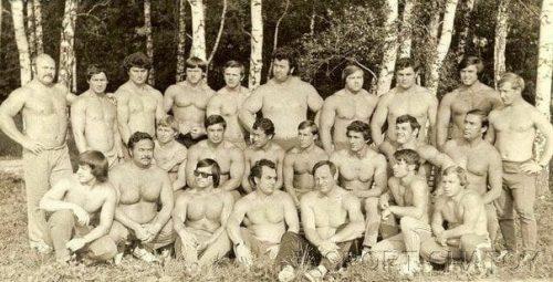 Сборная СССР по тяжелой атлетике